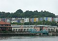 Multi-coloured houses above the quay - geograph.org.uk - 1691827.jpg