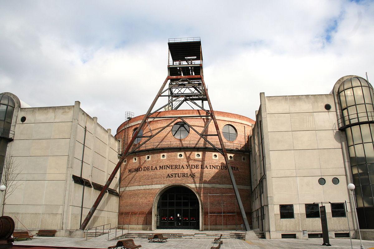 Museo de la Minería y de la Industria de Asturias - Wikipedia, la enciclopedi...