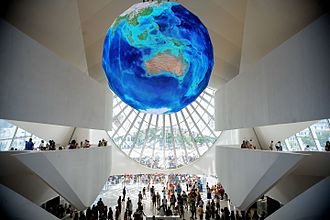 Museum of Tomorrow - Inside the museum
