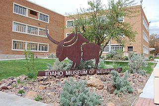 Idaho Museum of Natural History Natural history museum in Idaho, United States
