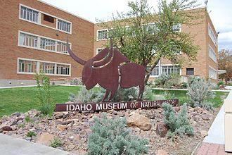 Idaho Museum of Natural History - The Idaho Museum of Natural History on the ISU Campus