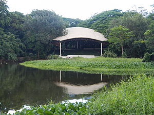 Ninoy Aquino Parks and Wildlife Center - NAPWC
