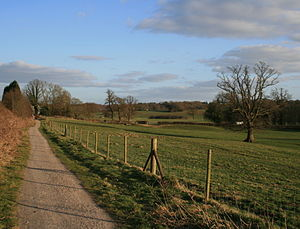 National Cycle Route 21 - NCR 21, near Groombridge