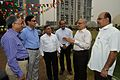 NCSM Dignitaries with Saroj Ghose - MSE Golden Jubilee Celebration - Science City - Kolkata 2015-11-17 4868.JPG