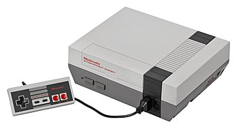 The Nintendo Entertainment System or NES NES-Console-Set.jpg
