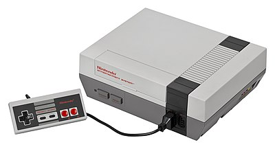 Picture of a game: Nintendo Entertainment System