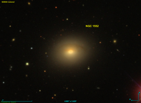 Image illustrative de l'article NGC 1552