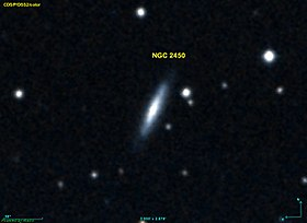 Image illustrative de l'article NGC 2450