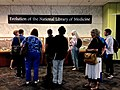 NLM editathon tour 2013 - Evolution of the National Library of Medicine.jpg