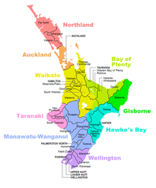 Map Of New Zealand North Island.North Island Wikipedia