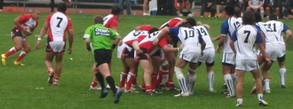 Counties Manukau rugby league team - The Counties Manukau side lost 14 - 6 in the Albert Baskerville Trophy final