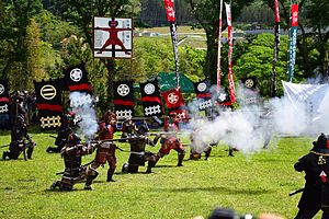 Shinshiro, Aichi - Battle of Nagashino Festival