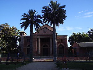 Nancagua - Church of Nancagua