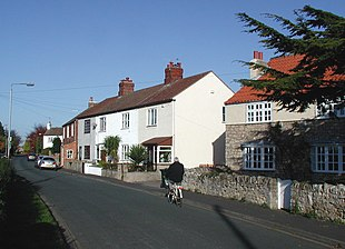 Nanny Lane, Church Fenton