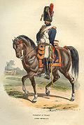 Napoleon Guard Horse Grenadier by Bellange