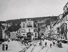 Tranvia Napoli Bagnoli Pozzuoli Wikipedia