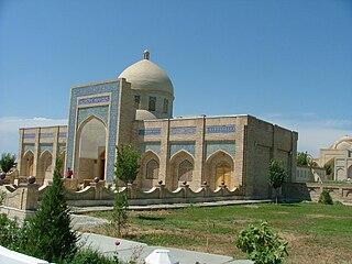 founder of Sufi Muslim order, the Naqshbandi