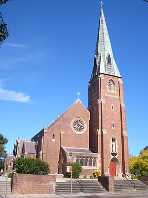 Naremburn, New South Wales - St Leonards Catholic Church, Naremburn