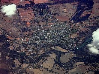 Narrandera - Image: Narrandera NSW Australia 20070223