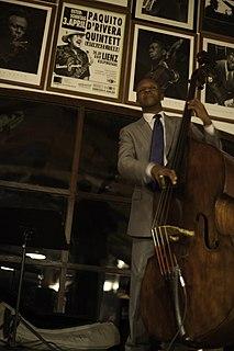 Nat Reeves American musician