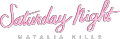 Natalia Kills - Saturday Night logo.png