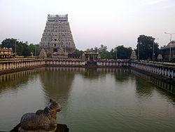 5. Thillai Nataraja Temple