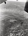 Navy frogmen swim to spacecraft to begin retrieval - GPN-2000-001492.jpg
