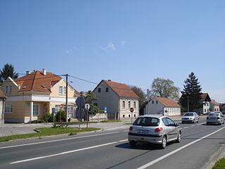Nedelišće Municipality in Međimurje, Croatia