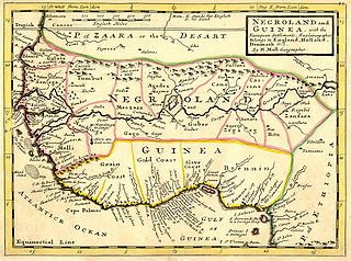 Slave Coast of West Africa Historical name of an African region
