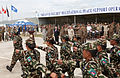 Nepalese soldiers march past an international delegation during the closing ceremony for Khaan Quest 2013 at Five Hills Training Area, Mongolia, Aug. 14, 2013 130814-M-MG222-011.jpg