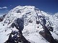 Nevado Pucaranra desde el paso Huapi.jpg