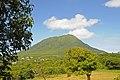 Nevis Peak, 3232 ft elevation extinct volcano, Nevis - panoramio (1).jpg