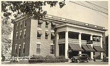 Romney S New Century Hotel East Main Street 1948