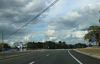 New Hope, Florida - New Hope on SR79 in 2017