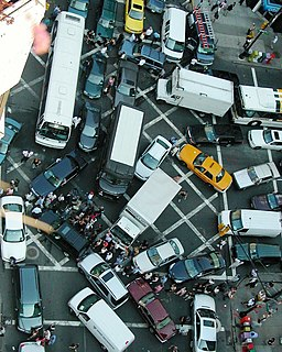 New York City Gridlock