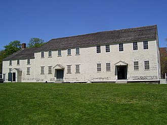 Great Friends Meeting House - Meetinghouse in 2008