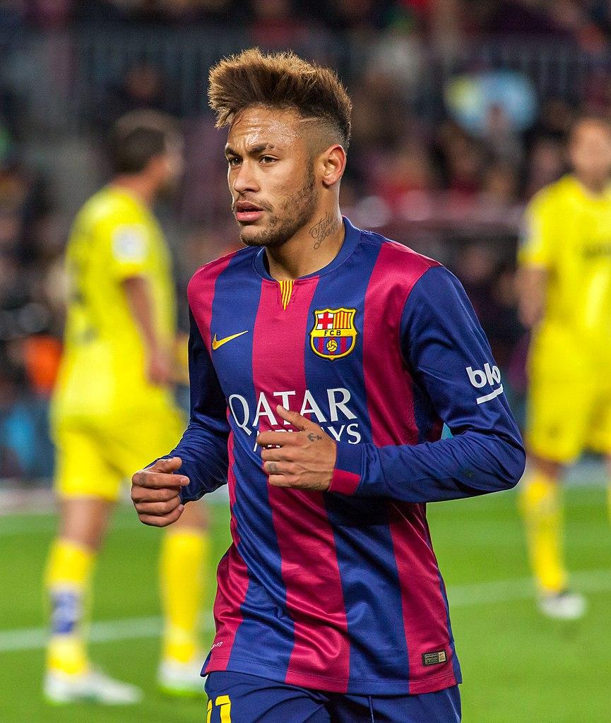 Barcelona Neymar