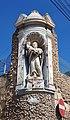 Niche of St. Joseph, Triq San Pawl cw Triq San Franġisk, Qormi 001.jpg