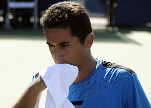 Nicolás Almagro at the 2009 US Open 01.jpg
