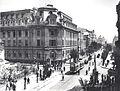 Nicolae Ionescu - Academy Boulevard in 1928.jpg