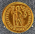 Nicomedia, valente, solido, 364-367 dc.JPG