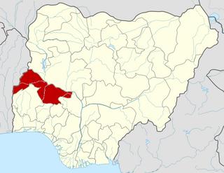 Kwara State State in North Central, Nigeria