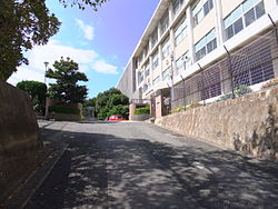 Niho Junior High School 20141004.JPG
