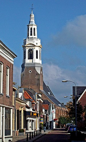 Nijkerk - The Grote Kerk (Great Church) in Nijkerk