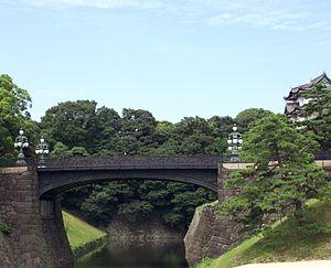 すべての講義 地図 フリー : 皇居正門鉄橋(二重橋)