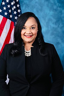 Nikema Williams U.S. Representative from Georgia