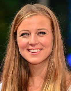 Nina Eichinger German TV presenter and actress