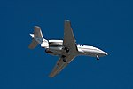 Nissan North America - Raytheon Hawker 800XP - N240Z (3542038649).jpg