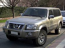 Nissan Patrol — Wikipédia