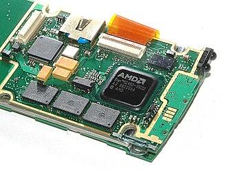 Nokia 9000 Communicator - Inside of Nokia 9110.